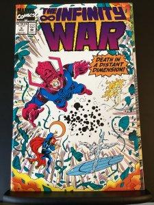 The Infinity War #3 (1992)