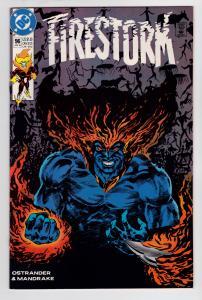 Fury of Firestorm #96 (2nd Series, 1982)   9.0 VF/NM