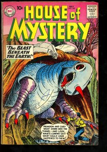 House of Mystery #100 (1960)