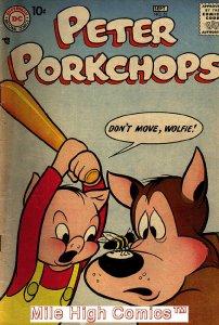 PETER PORKCHOPS (1949 Series) #51 Good Comics Book