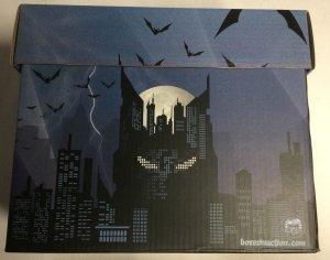 Comic Book Short Box Batman Dark Skyline boxesinaction DC