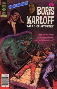 Boris Karloff Tales of Mystery #87 VG; Gold Key | low grade comic - save on ship