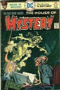 House of Mystery (1951 series) #234, Fine (Stock photo)