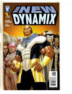 8 Comics New Dynamix 1 2 3 4 5 + Darkseid War 1 Special 1 Flash 1 Shazam JC6