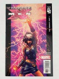 Ultimate X-Men #46 The Tempest Part 1 (2001 Marvel Comics) NM