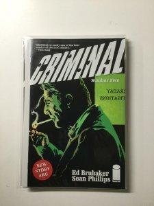 Criminal #5 (2019) HPA