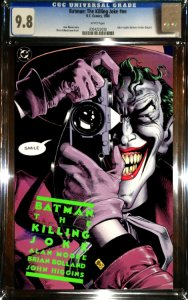 Batman: The Killing Joke (1988) 1st Print CGC 9.8