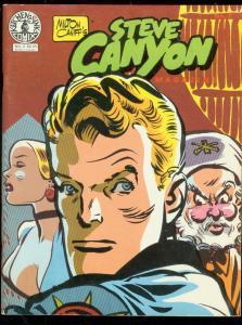 STEVE CANYON MAGAZINE #2 1982-MILTON CANIFF-SHEL DORF FN