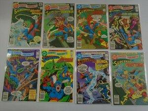 DC Comics Presents Comic Lot #9 - 58 (40 DIFF) - 6.0 FN - 1979 - 1983