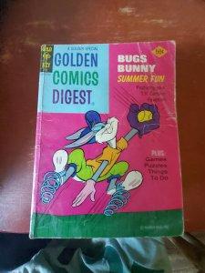 Golden Comics Digest #39 1974
