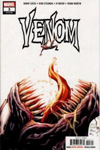 VENOM #3 NEAR MINT $27.50