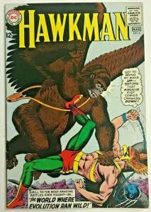HAWKMAN#6 VF 1965 DC SILVER AGE COMICS