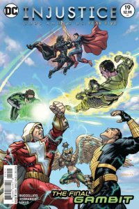 Injustice: Gods Among Us: Year Five #19, NM + (Stock photo)