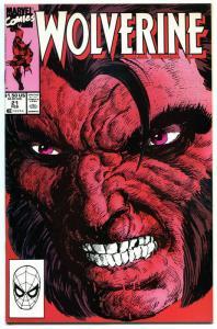 WOLVERINE #21, NM. John Byrne, 1988,  X-men, Janson, more in store