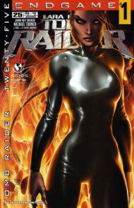 Tomb Raider: The Series #25 VF/NM; Image | save on shipping - details inside
