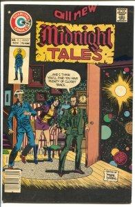 Midnight Tales #15 1975-Charlton-Wayne Howard-Nicola Cuti-Rich Larson-VF