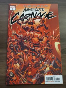 Absolute Carnage #5 (2020) (8.0)