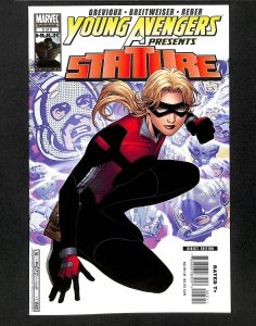 Young Avengers Presents #5 NM- 9.2 Origin of Stature, Cassie Lang!