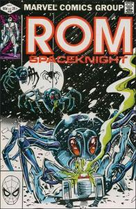 Marvel ROM #30 VF/NM