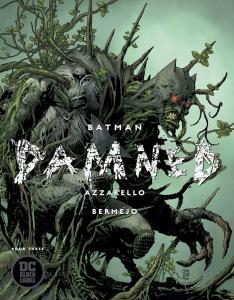 Batman Damned #3 Jim Lee Variant Cvr (DC, 2019) NM
