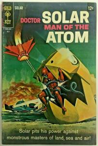 DOCTOR SOLAR MAN OF THE ATOM#24 FN/VF 1968 GOLD KEY SILVER AGE COMICS