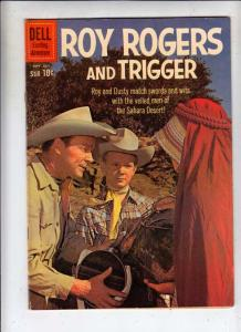 Roy Rogers and Trigger #139 (Sep-60) VF/NM High-Grade Roy Rogers, Trigger, Du...