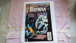 1994 detective comics batman # 670
