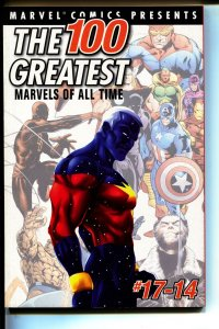100 Greatest Marvels Of All Time-Len Wein-#17-14-TPB-trade