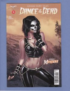 Grimm Fairy Tales Dance of the Dead #5 NM- Variant Cover C