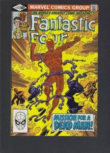 Fantastic Four #233 (1981)