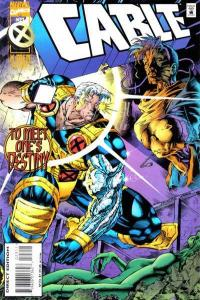 Cable (1993 series) #23, NM- (Stock photo)