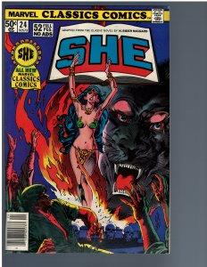 Marvel Classics Comics #24 (1977)