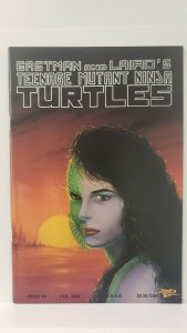 Teenage Mutant Ninja Turtles #28 Eastman & Laird Mirage Studios 1990