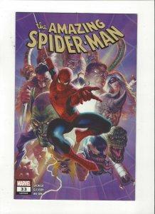 Amazing Spider-Man #33 (2020) Walmart Variant NM  Marvel Comics
