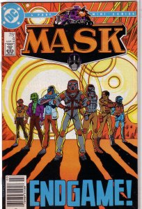 MASK   (DC vol. 1)   #2-4 (set of 3)