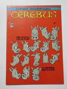 Cerebus the Aardvark (A Vanaheim September 1980) #20 Dave Sim 1st Printing!
