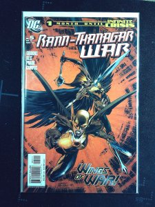 Rann/Thanagar War #5 (2005)