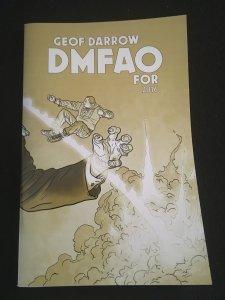GEOF DARROW DMFAO FOR 2016 Sketchbook, Signed #349/700