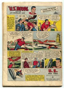 National Comics #68 1948- Barker- Quicksilver G/VG