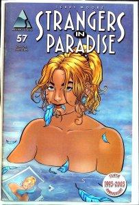 Strangers in Paradise #57 (2003)
