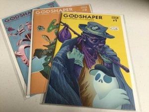 Godshaper 1 2 3 Nm Near Mint Boom Studios