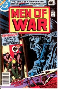 MEN OF WAR (1977-1980) 12 VF-NM Jan. 1979 COMICS BOOK