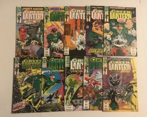 Green Lantern #30 - 39 Lot of 10 — unlimited combined shipping !
