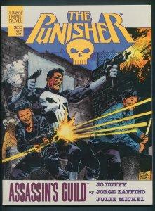 Punisher: Assassin's Guild /  Graphic Novel /  NM  /  1988