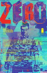Zero (Image, 2nd Series) #1 (2nd) VF/NM; Image | save on shipping - details insi