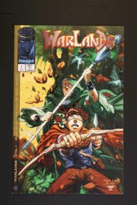 Warlands # 1 August 1999 Image Comics