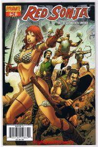 RED SONJA #51, NM-, She-Devil, Sword, Walt Geovani, 2005, more RS in store