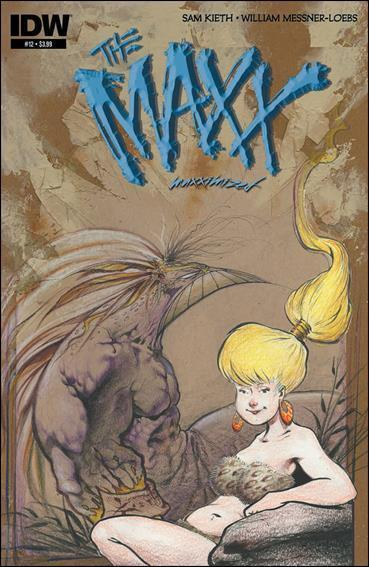 Maxx, The: Maxximized #12 FN; IDW | save on shipping - details inside