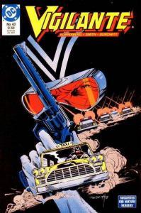 Vigilante (1983 series) #43, VF+ (Stock photo)
