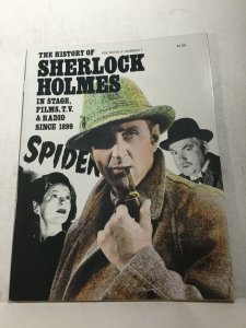 The History Of Sherlock Holmes 1 Nm Near Mint Magazine